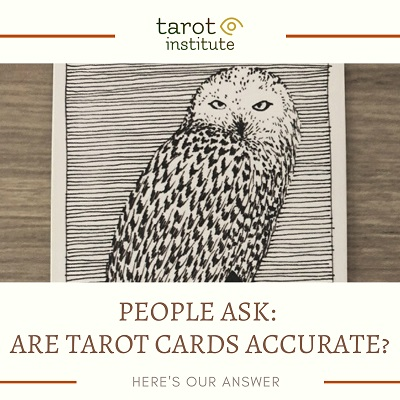Are Tarot Cards Accurate featured