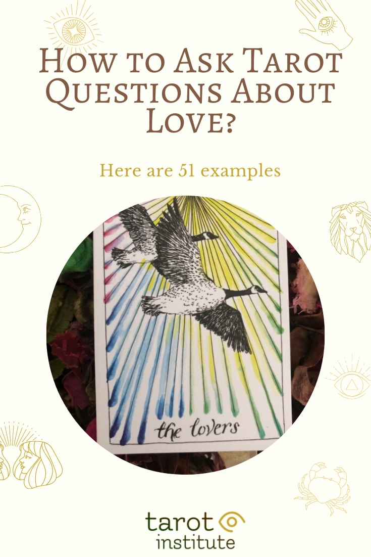 How to Ask Tarot Questions About Love by Tarot Institute