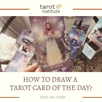 How to Draw a Tarot Card of the Day featured