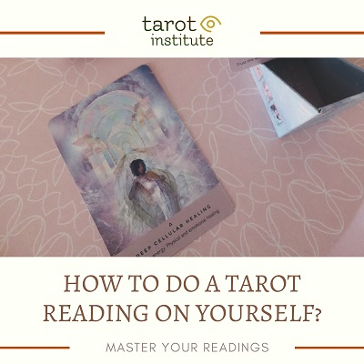 How to do a Tarot Reading on Yourself featured