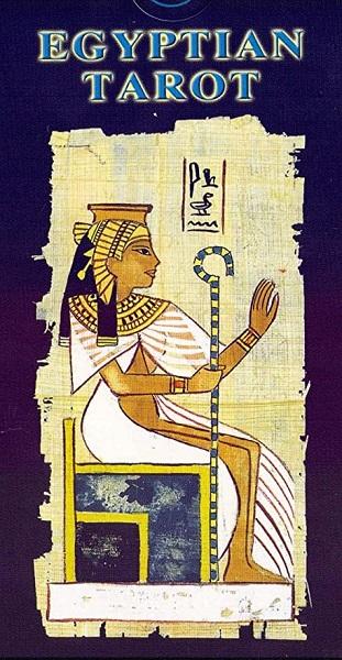The Egyptian Tarot Deck