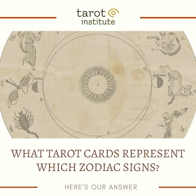 What Tarot Cards Represent Which Zodiac Signs featured