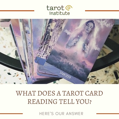 What does a tarot card reading tell you featured