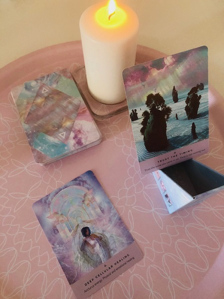 my tarot deck