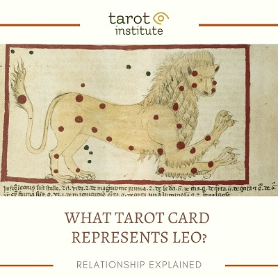 What Tarot Card Represents Leo featured