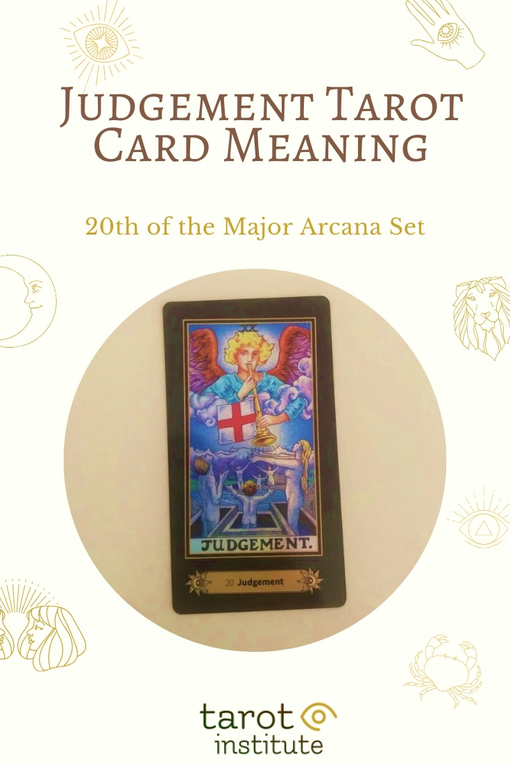 Judgement Tarot Card Meaning by Tarot Institute