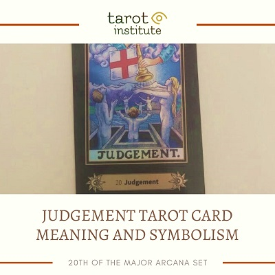 Judgement Tarot Card Meaning featured