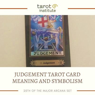 Judgement Tarot Card Meaning featured