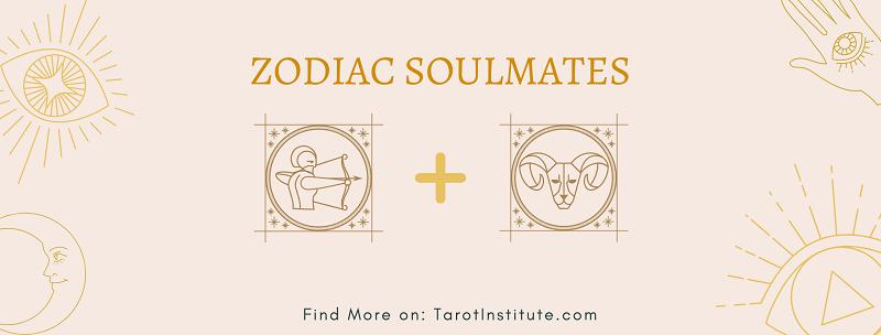 Sagittarius and Aries soulmates