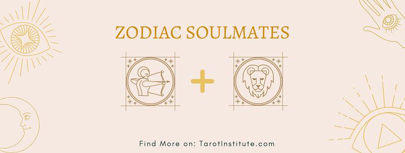 Sagittarius and Leo soulmates