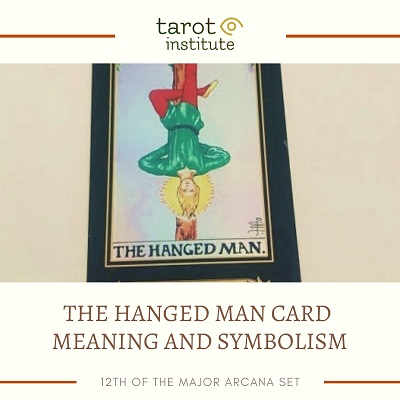 The Hanged Man Card Meaning featured