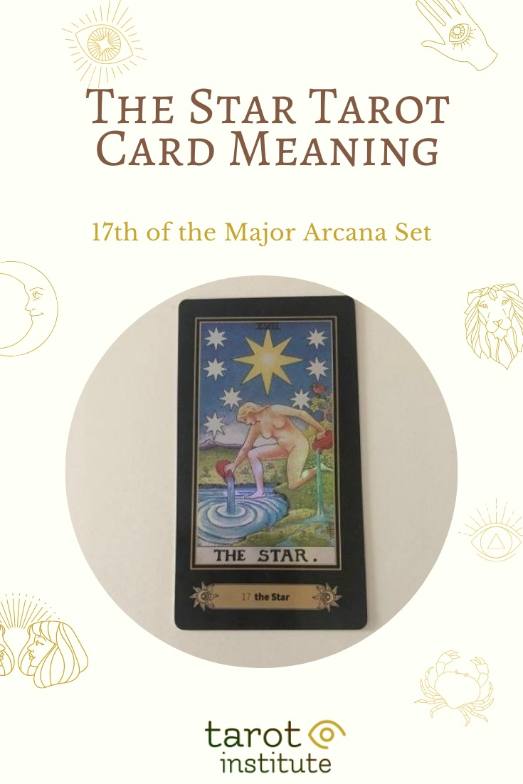 The Star Tarot Card Meaning by Tarot Institute