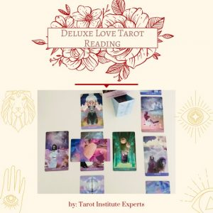 deluxe love tarot reading service by Tarot Institute
