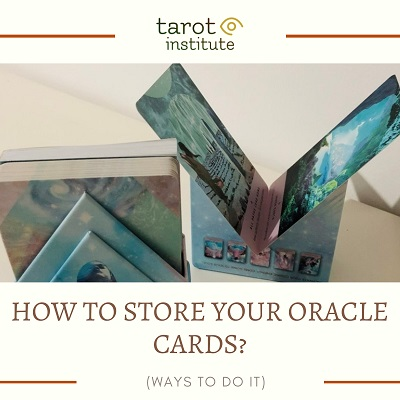 How to Store Your Oracle Cards featured