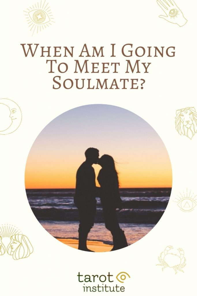 When Am I Going To Meet My Soulmate pin