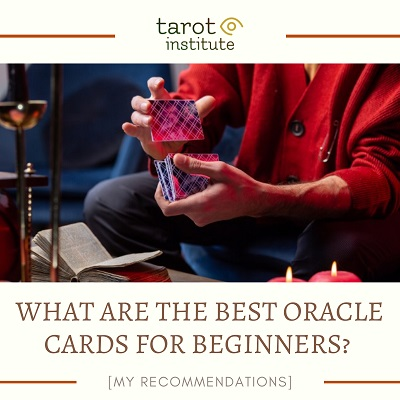 What Are the Best Oracle Cards For Beginners featured