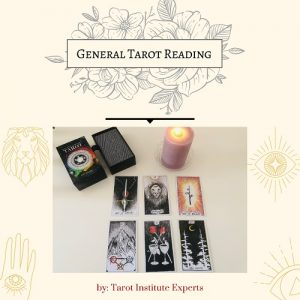 Professional General Tarot Reading by Tarot Institute