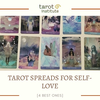 Tarot Spreads For Self-Love featured