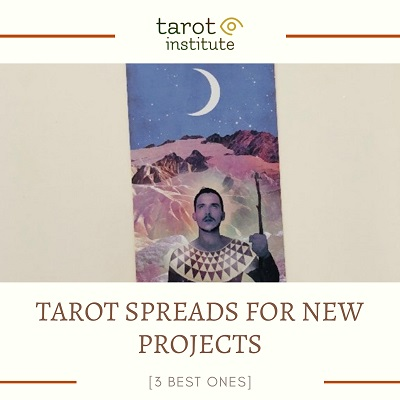 Tarot Spreads For New Projects featured