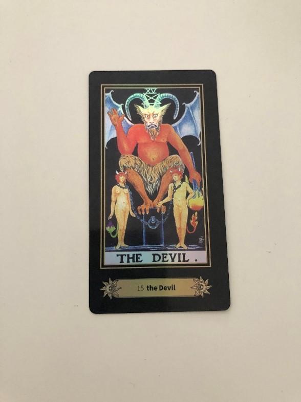 What Tarot Card represents Capricorn