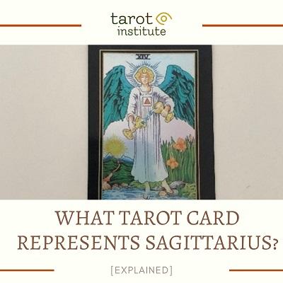 What Tarot Card represents Sagittarius featured