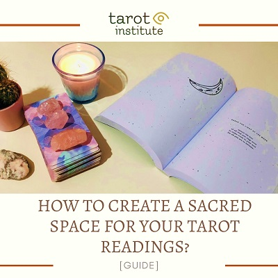 How to Create a Sacred Space For Your Tarot Readings featured